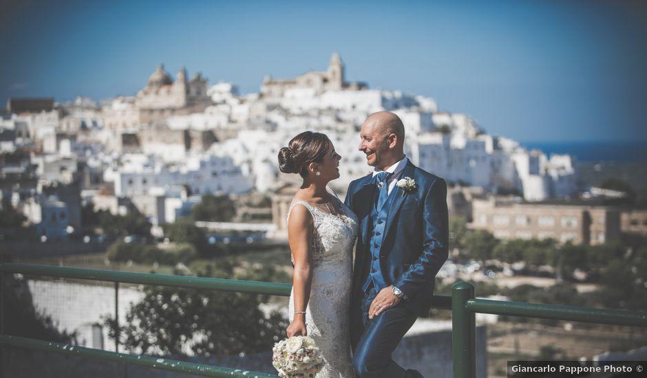 Il matrimonio di Eziano e Daniela a Carovigno, Brindisi