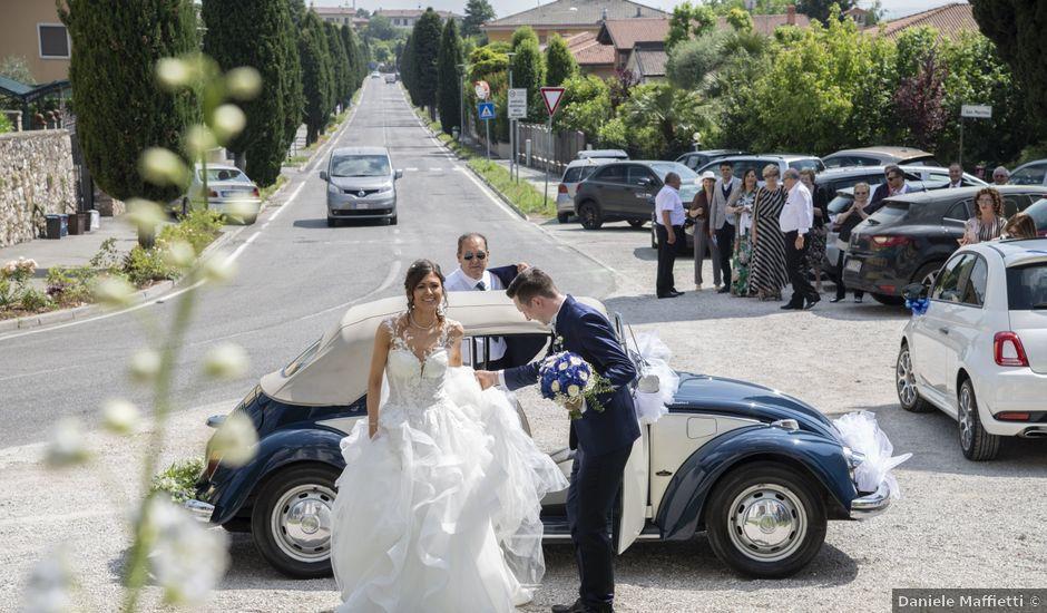 Il matrimonio di Davide e Laura a Calvagese della Riviera, Brescia
