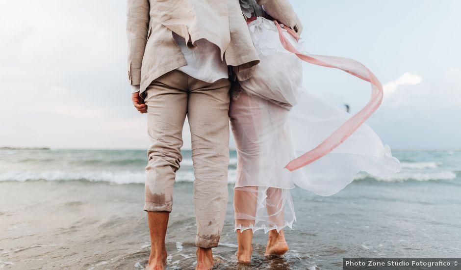 Il matrimonio di Oliver e Anna a Pescara, Pescara