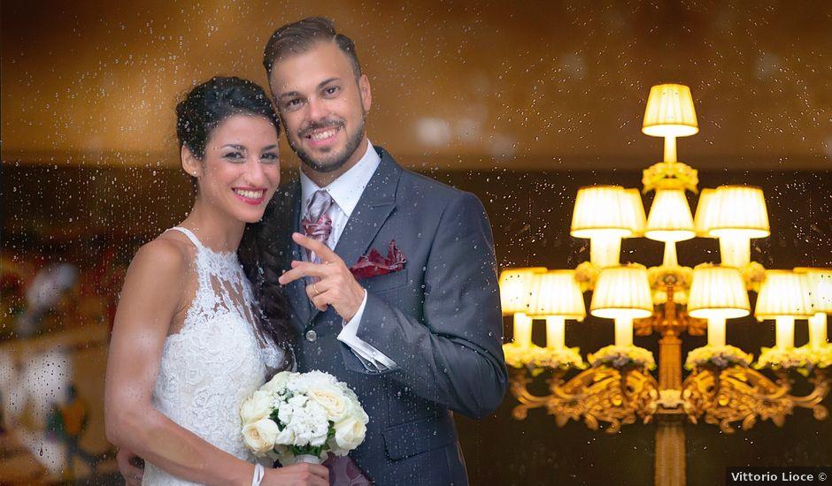 Il matrimonio di Maria e Francesco a Apricena, Foggia