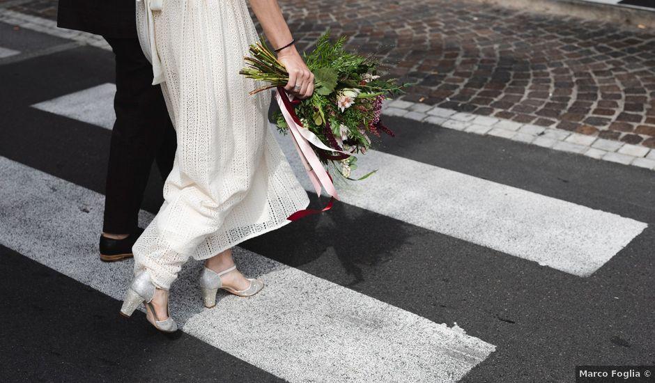 Il matrimonio di Federico e Alessandra a Chiari, Brescia
