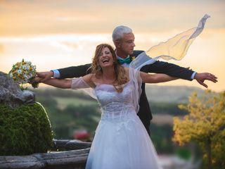 Le nozze di Norma e Maurizio