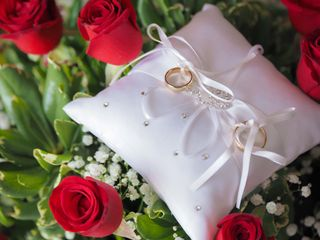 Le nozze di Fabiana e Fabio 1