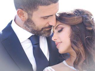 Le nozze di Fabiana e Fabio