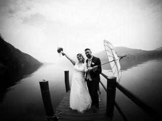 Le nozze di Cinzia e Marco