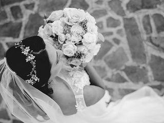 Le nozze di Sara e Moreno 1