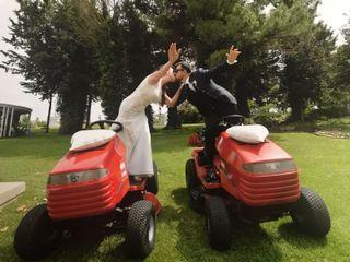 Le nozze di Genny e Vale