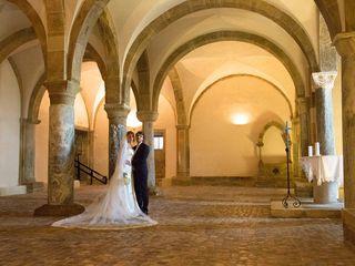 Le nozze di Dora e Giulio