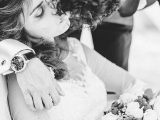 Le nozze di Giovanni e Martina