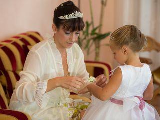Le nozze di Claudia e Riccardo 1