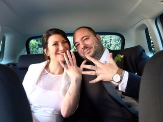 Le nozze di Monica e Luca