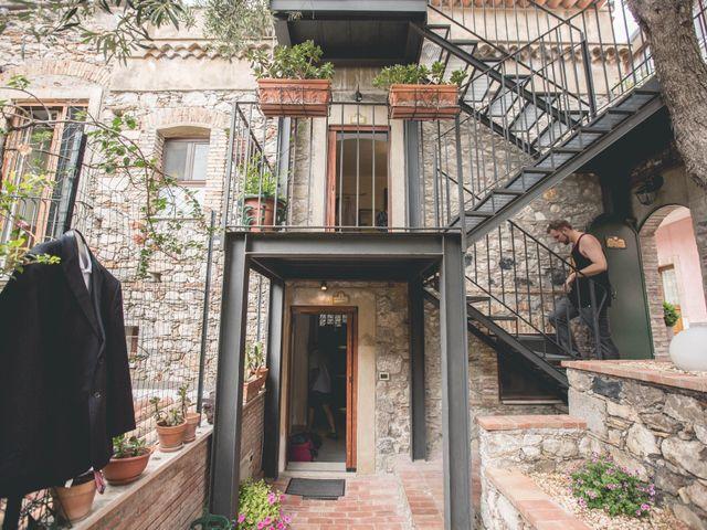 Il matrimonio di Maciek e Paulina a Taormina, Messina 6