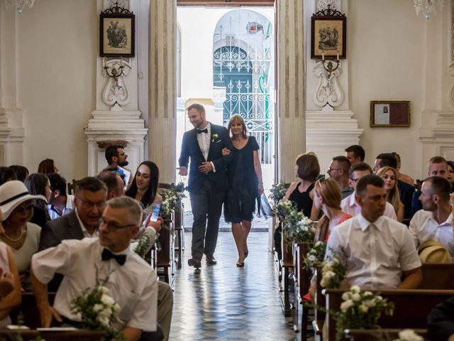 Il matrimonio di Maciek e Paulina a Taormina, Messina 15