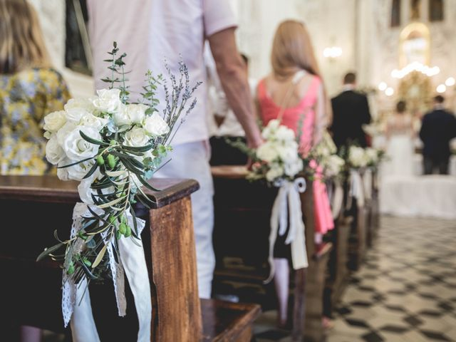 Il matrimonio di Maciek e Paulina a Taormina, Messina 17