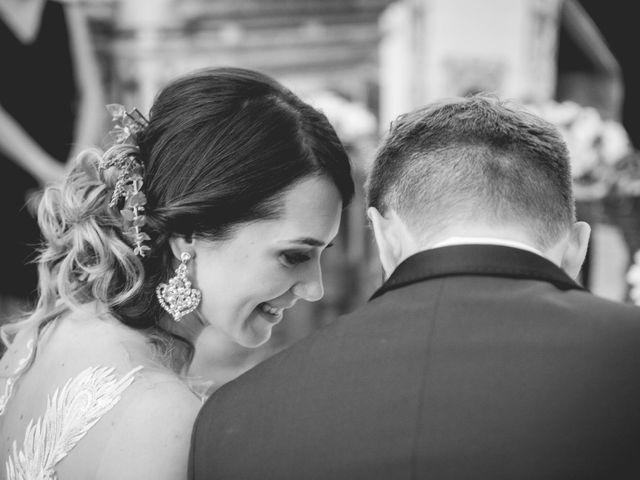 Il matrimonio di Maciek e Paulina a Taormina, Messina 19