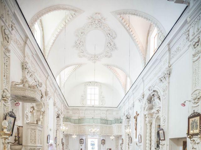 Il matrimonio di Maciek e Paulina a Taormina, Messina 21