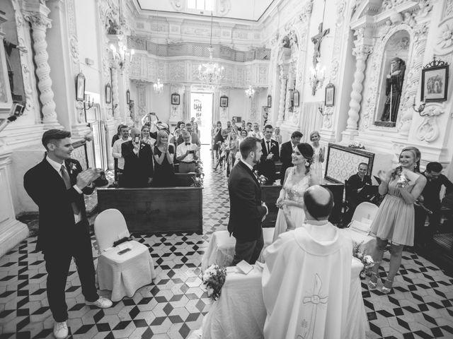 Il matrimonio di Maciek e Paulina a Taormina, Messina 22