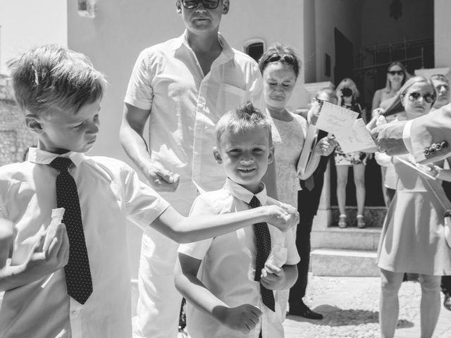 Il matrimonio di Maciek e Paulina a Taormina, Messina 23