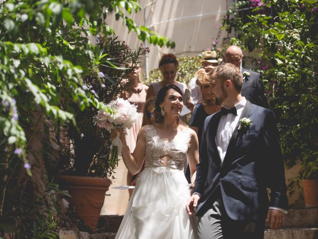 Il matrimonio di Maciek e Paulina a Taormina, Messina 26