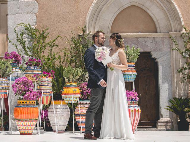 le nozze di Paulina e Maciek