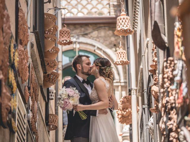Il matrimonio di Maciek e Paulina a Taormina, Messina 31