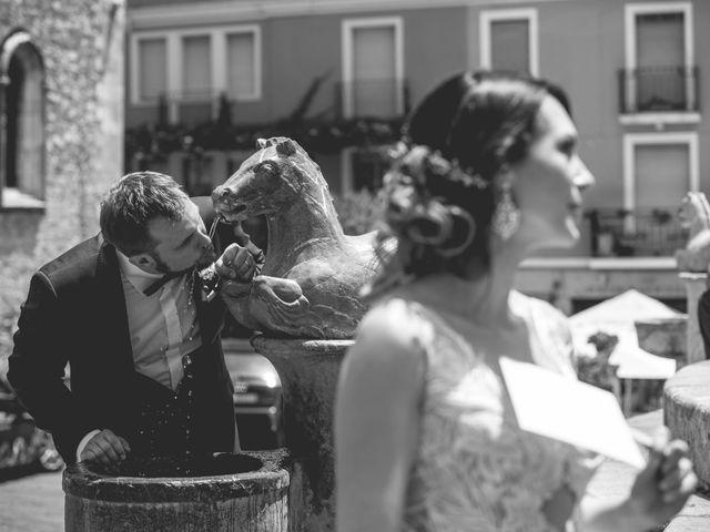 Il matrimonio di Maciek e Paulina a Taormina, Messina 32