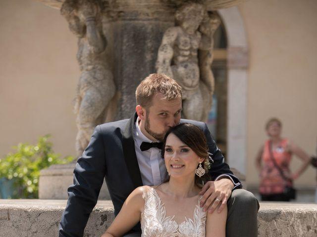 Il matrimonio di Maciek e Paulina a Taormina, Messina 33