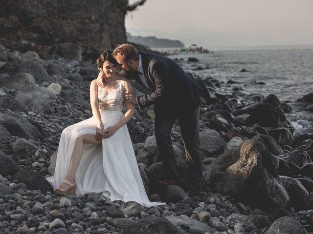 Il matrimonio di Maciek e Paulina a Taormina, Messina 38