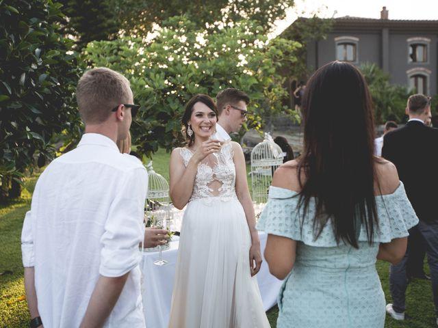 Il matrimonio di Maciek e Paulina a Taormina, Messina 39