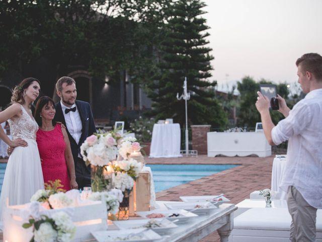 Il matrimonio di Maciek e Paulina a Taormina, Messina 42