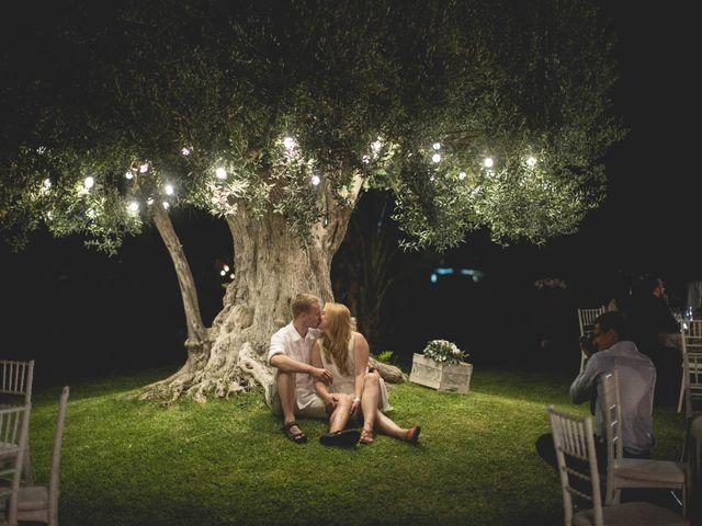 Il matrimonio di Maciek e Paulina a Taormina, Messina 46