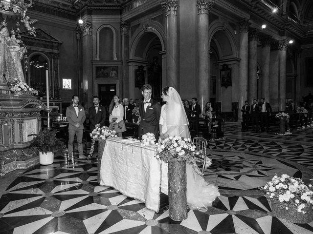 Il matrimonio di Alessandro e Maria Luisa a Trescore Balneario, Bergamo 6