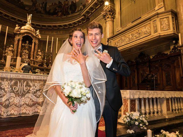 Il matrimonio di Alessandro e Maria Luisa a Trescore Balneario, Bergamo 9