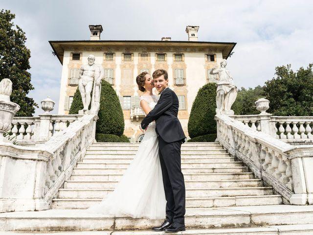 Il matrimonio di Alessandro e Maria Luisa a Trescore Balneario, Bergamo 14