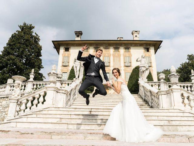 Il matrimonio di Alessandro e Maria Luisa a Trescore Balneario, Bergamo 15