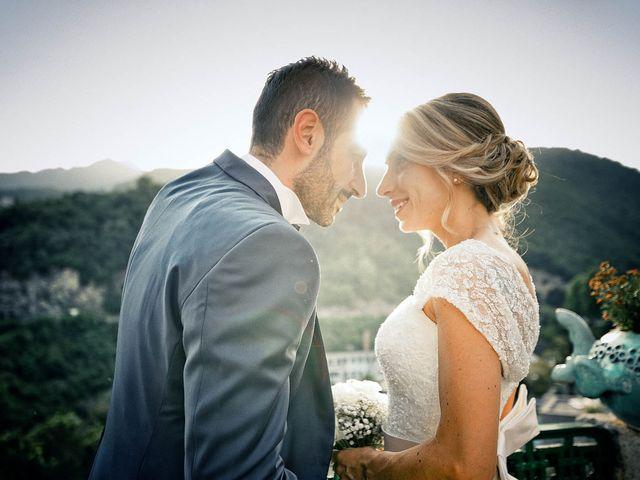 Le nozze di Simona e Pierluigi