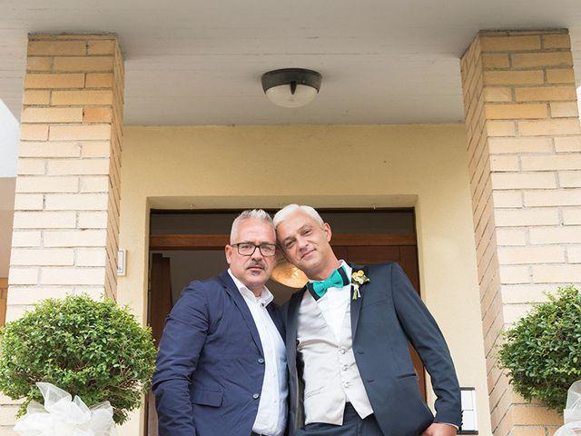 Il matrimonio di Maurizio e Norma a Porto San Giorgio, Fermo 14