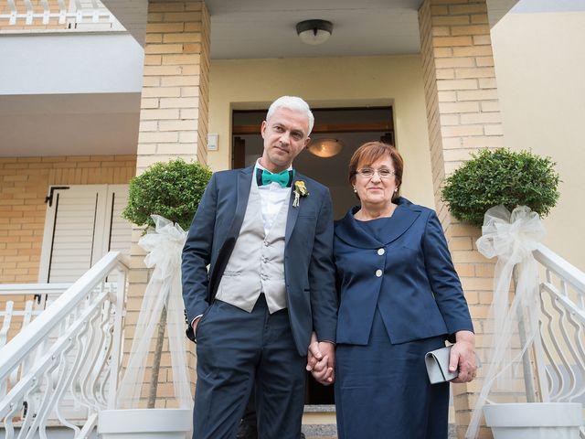 Il matrimonio di Maurizio e Norma a Porto San Giorgio, Fermo 15