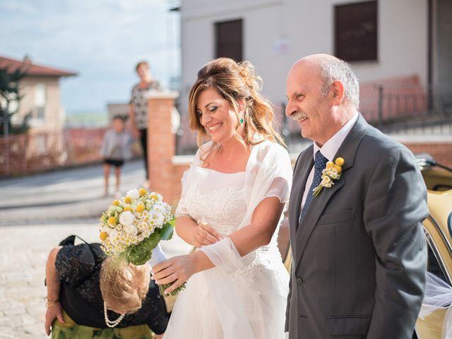Il matrimonio di Maurizio e Norma a Porto San Giorgio, Fermo 18
