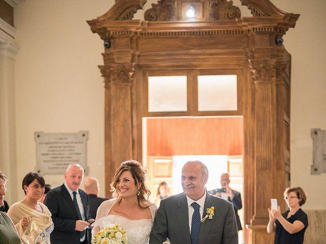 Il matrimonio di Maurizio e Norma a Porto San Giorgio, Fermo 20