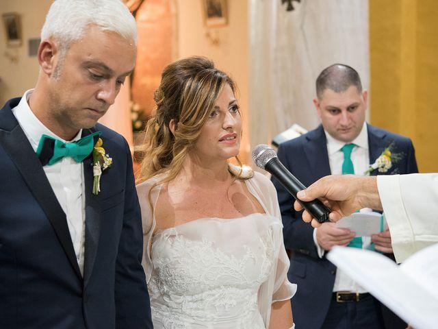 Il matrimonio di Maurizio e Norma a Porto San Giorgio, Fermo 32