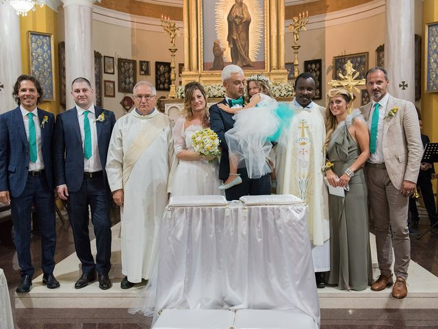 Il matrimonio di Maurizio e Norma a Porto San Giorgio, Fermo 37