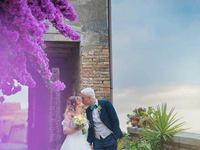 Il matrimonio di Maurizio e Norma a Porto San Giorgio, Fermo 39