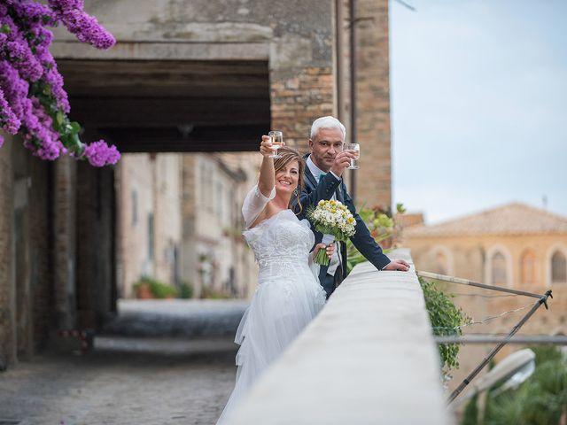 Il matrimonio di Maurizio e Norma a Porto San Giorgio, Fermo 40