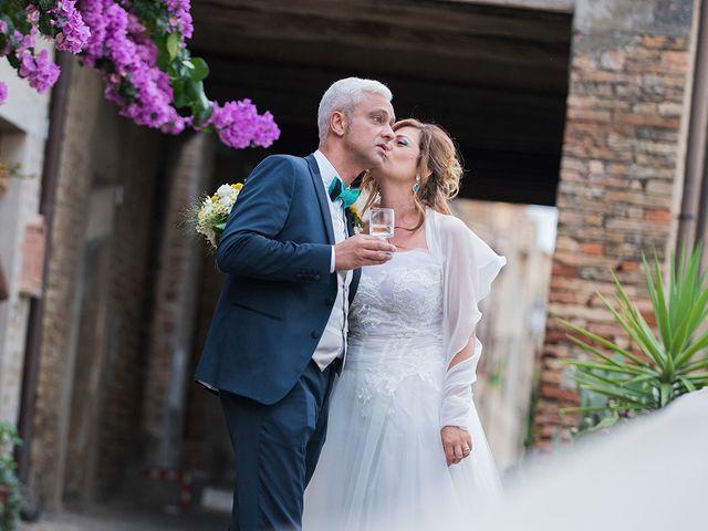 Il matrimonio di Maurizio e Norma a Porto San Giorgio, Fermo 41