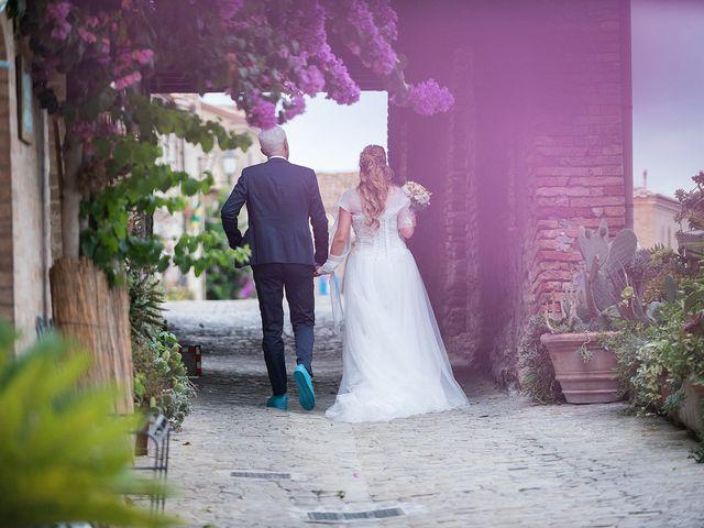 Il matrimonio di Maurizio e Norma a Porto San Giorgio, Fermo 42