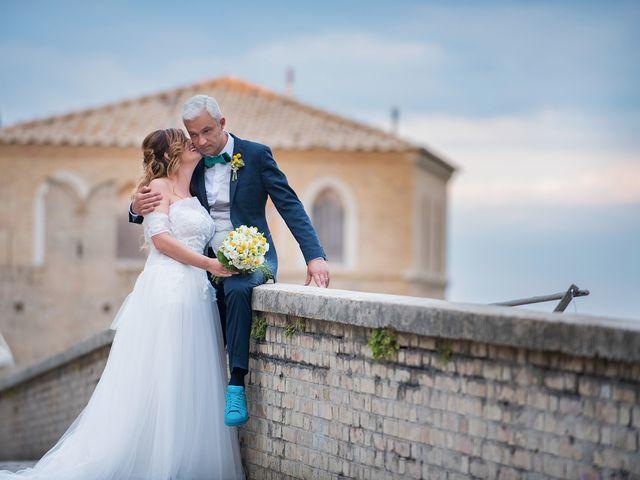 Il matrimonio di Maurizio e Norma a Porto San Giorgio, Fermo 43