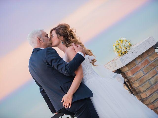 Il matrimonio di Maurizio e Norma a Porto San Giorgio, Fermo 47