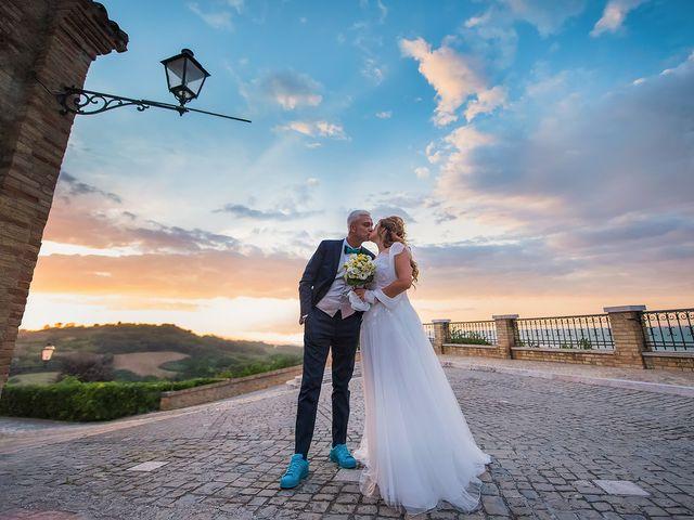 Il matrimonio di Maurizio e Norma a Porto San Giorgio, Fermo 49