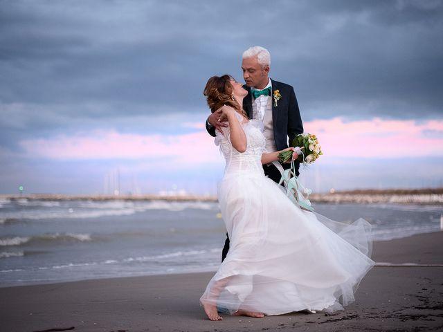 Il matrimonio di Maurizio e Norma a Porto San Giorgio, Fermo 51